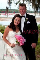 Erica and Aaron 05-25-2014