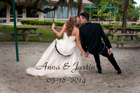 Anna and Justin 05-18-2014